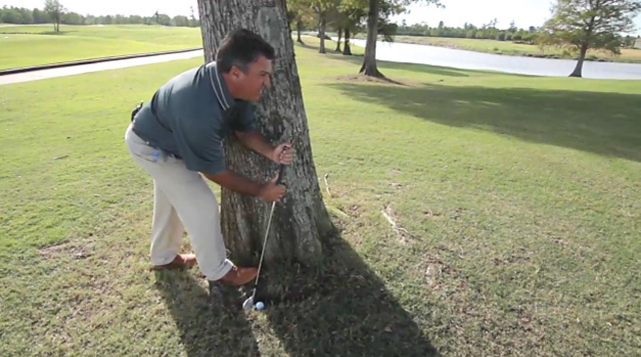 Get out of trouble with 3 trick shots