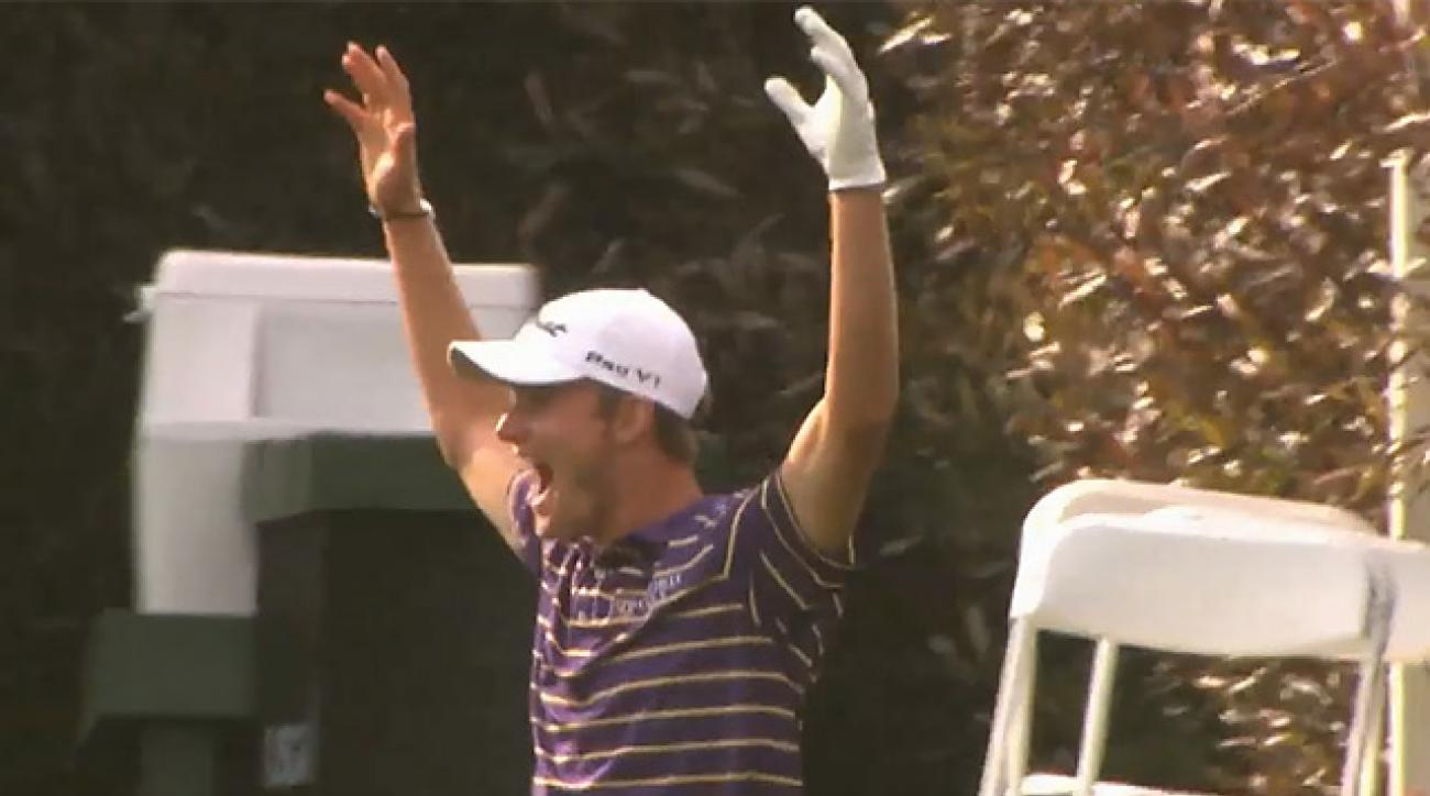 John Peterson makes hole-in-one in third round at U.S. Open