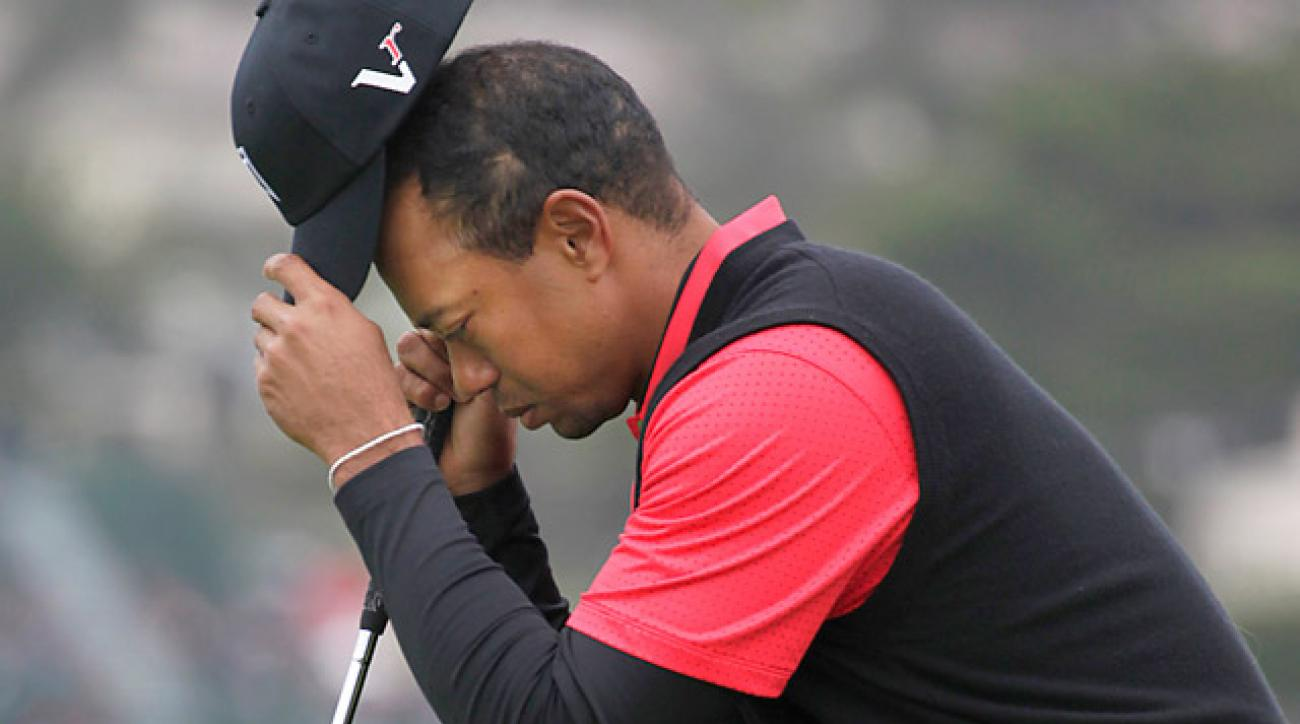 Can golf survive if Tiger fails to win?