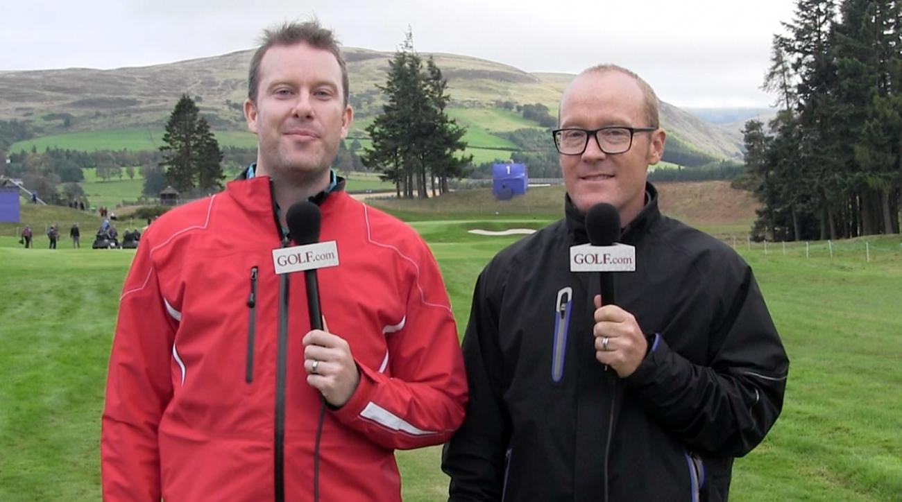 The Pairings Are In: Golf.com's 2014 Ryder Cup Preview From Gleneagles