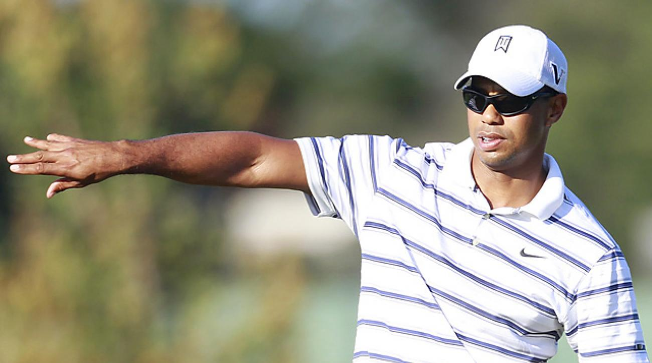 Can Tiger Win This Week?