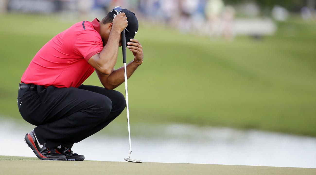 What Surgery Means for Tiger's Future -- and This Masters