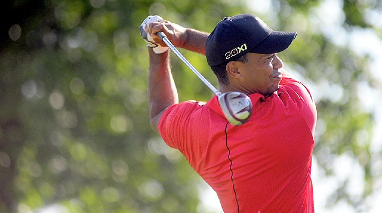What we learned about Tiger Woods at AT&T National