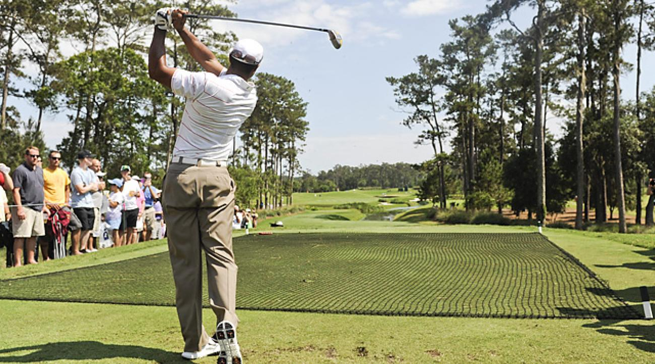 David Dusek assesses Tiger Woods' chances at the 2012 Players Championship