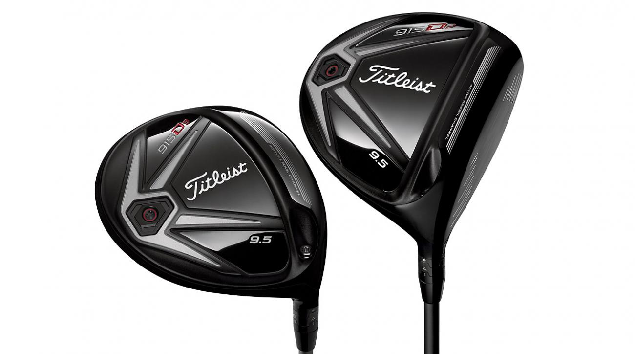 Titleist 915 D2 and 915 D3 Drivers