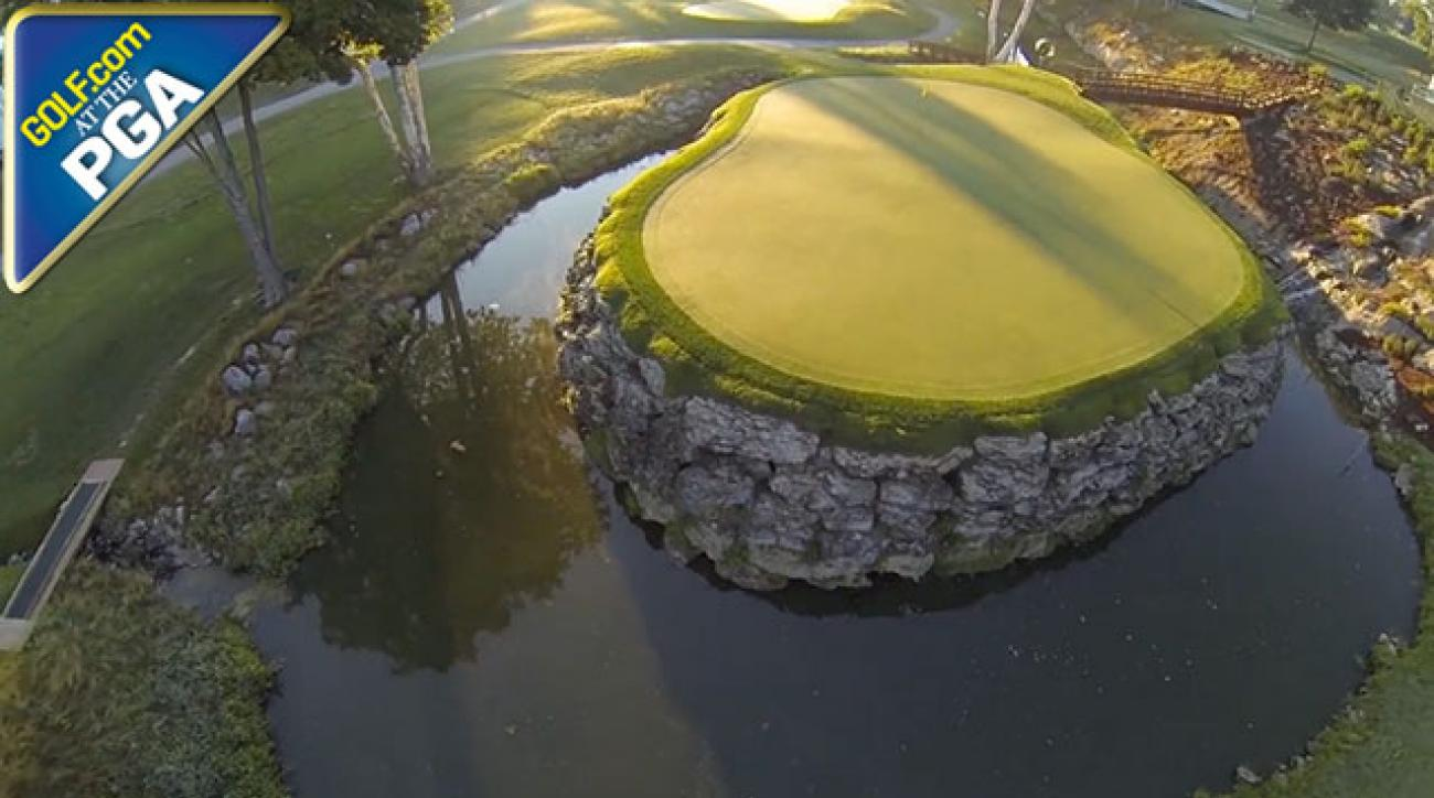 Flyover: Valhalla Golf Club Like You've Never Seen It Before