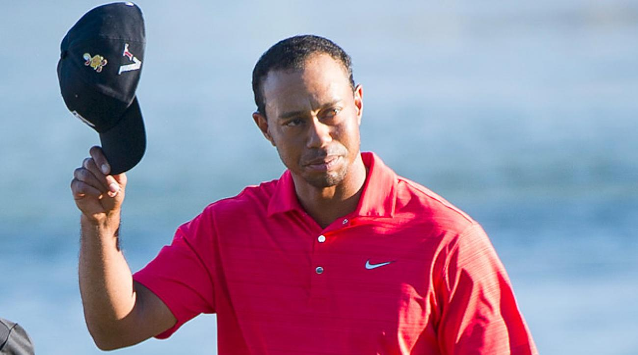 Is Tiger Masters Favorite?