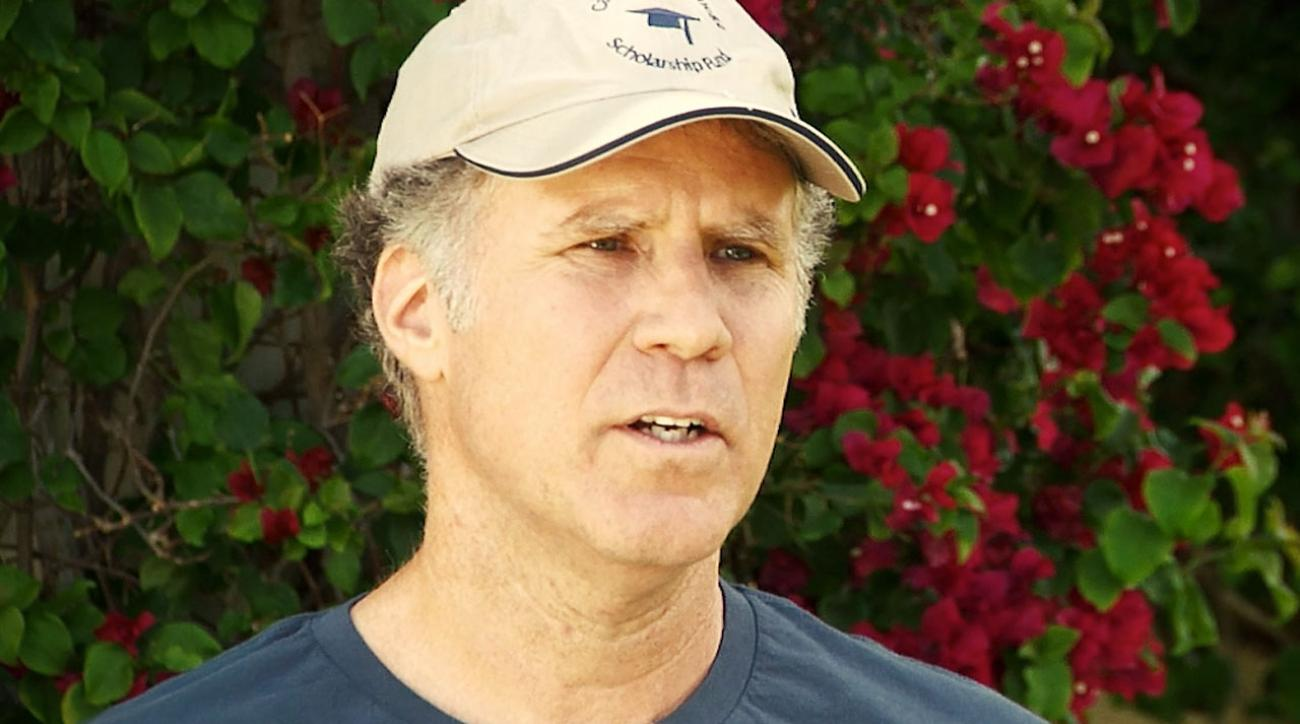 U.S. Open Thoughts With Will Ferrell: Making A Challenging Course