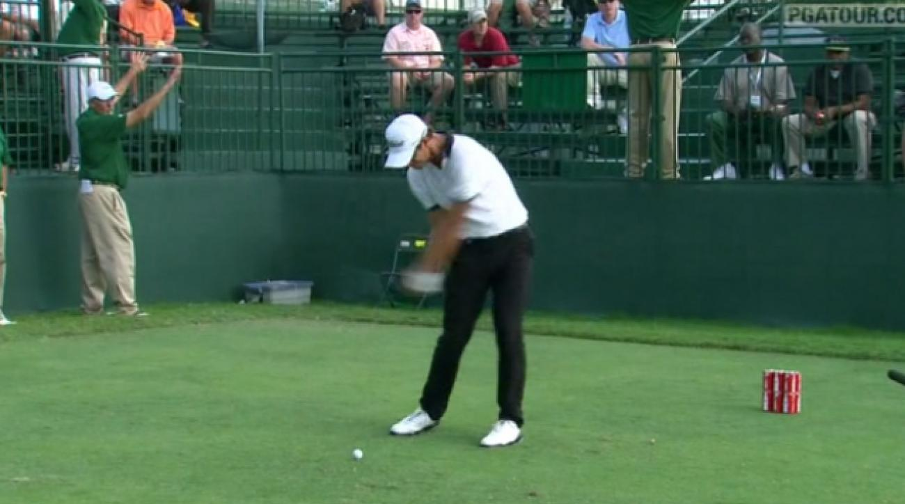 Round 2 Highlights at 2011 Tour Championship
