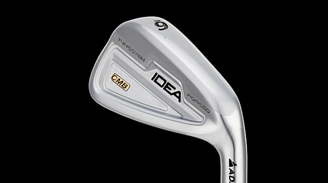 ClubTest 2013: Adams Idea CMB Irons