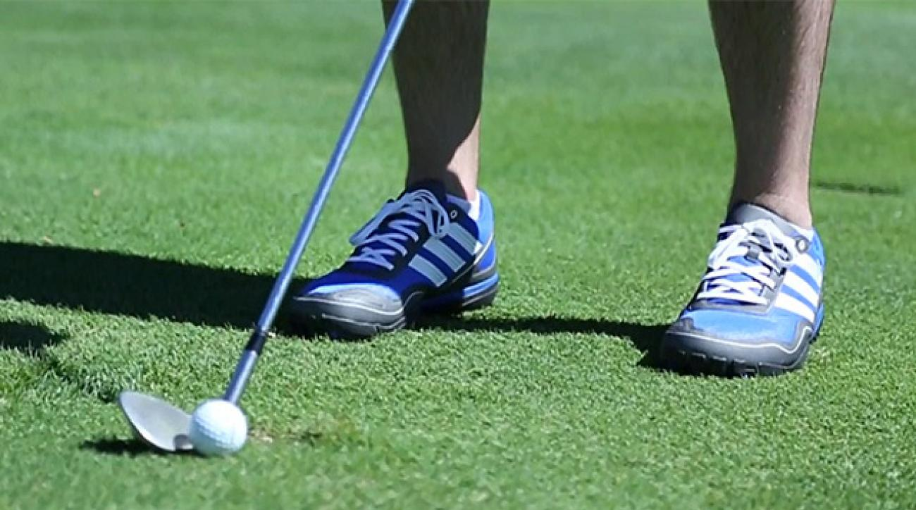 Golf Magazine ClubTesters try out Adidas Puremotion golf shoes