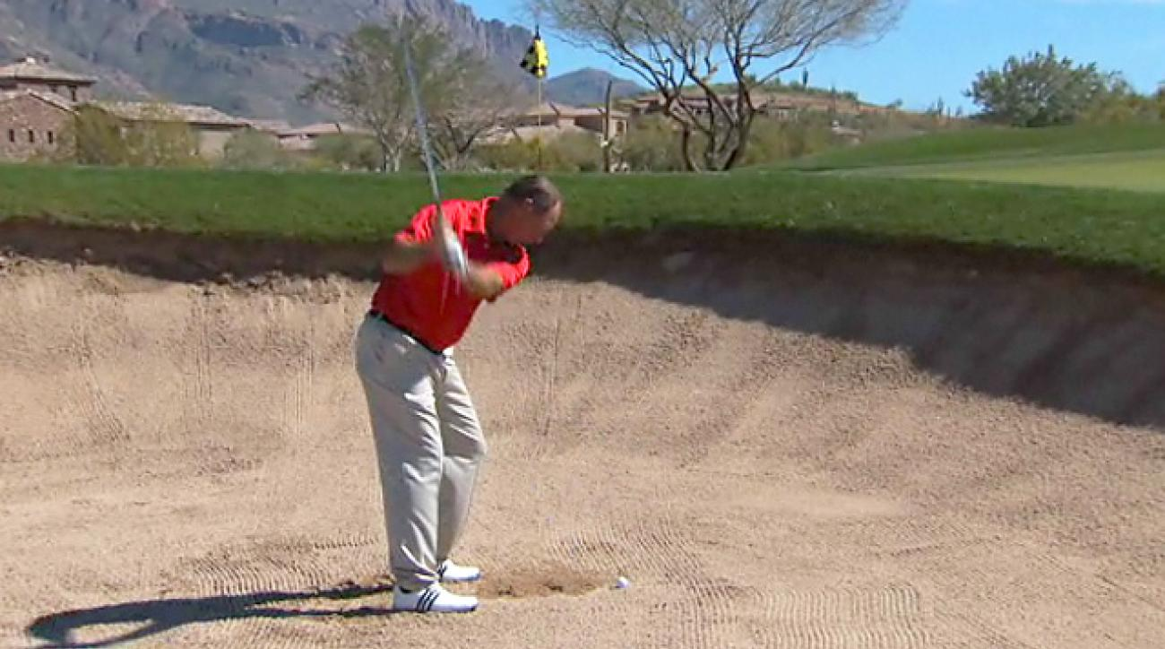 Instant Improvement: Greenside Bunkers