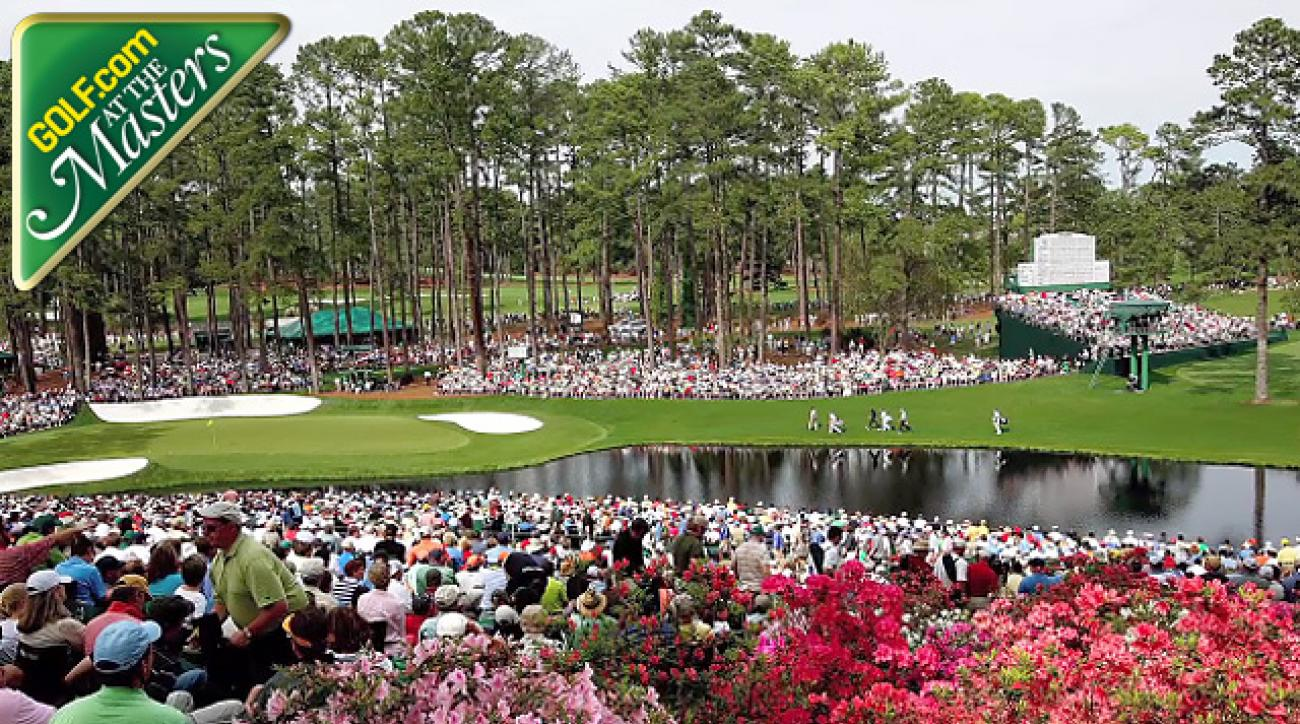 Why Are There No Birds At Augusta National?