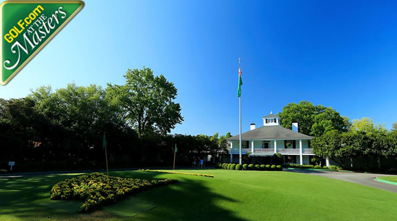 Masters Memories: Bamberger on the Experience of Playing Augusta National