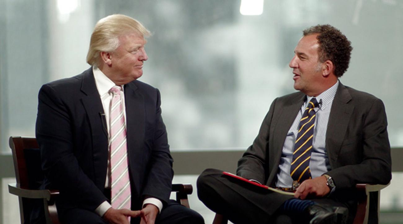 In Conversation With: Donald Trump