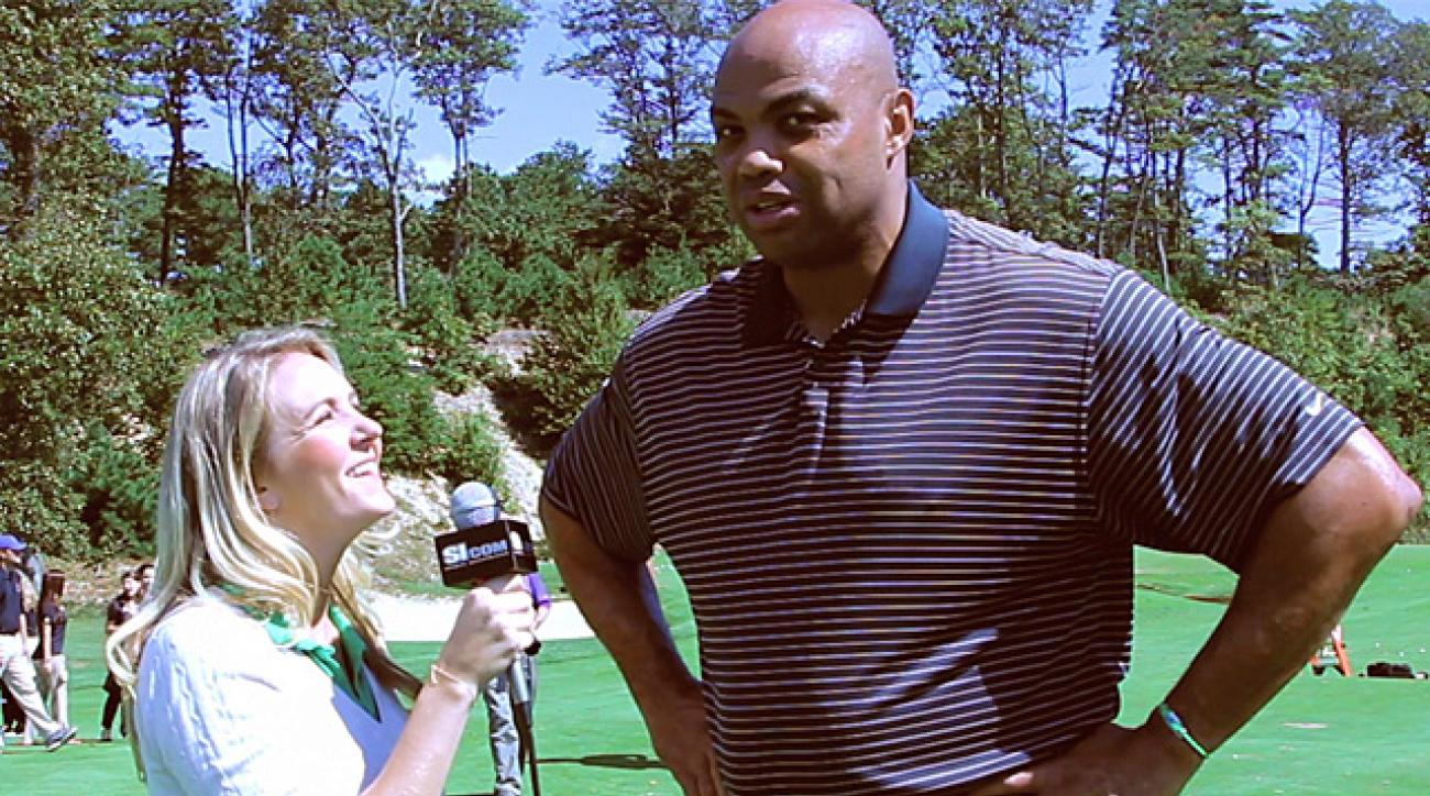 Talking Golf with Charles Barkley