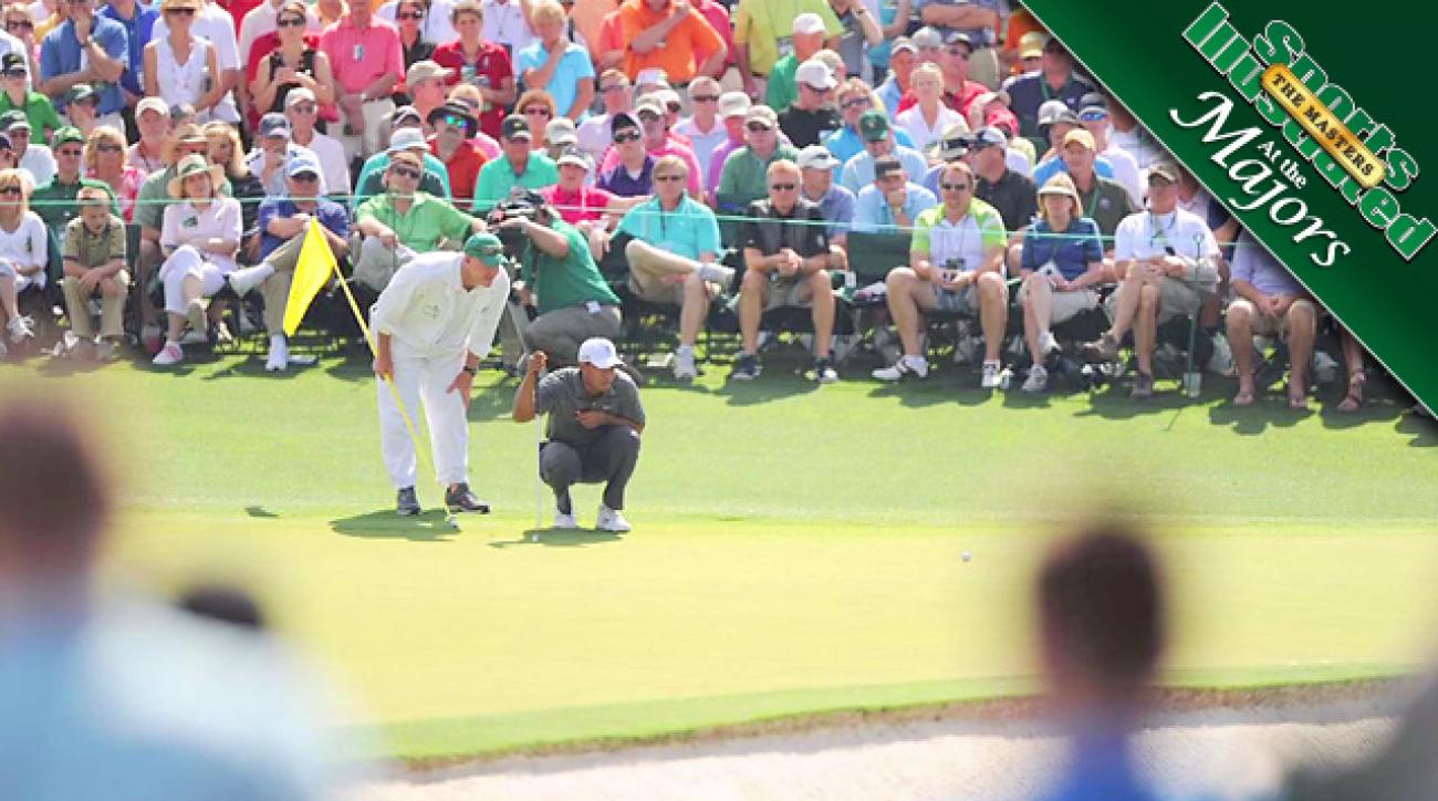 SI photographer Robert Beck talks about shooting Tiger Woods at Masters