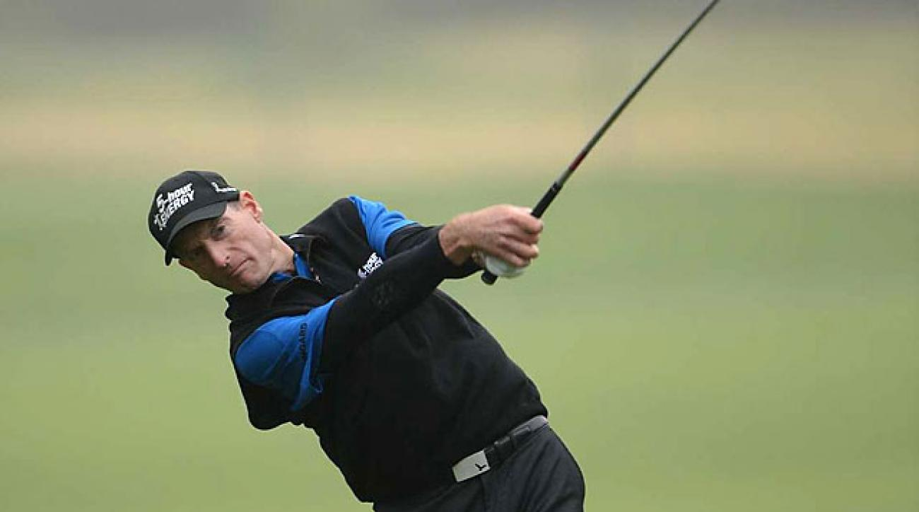 Jim Furyk discusses disappointing Sunday at 2012 U.S. Open
