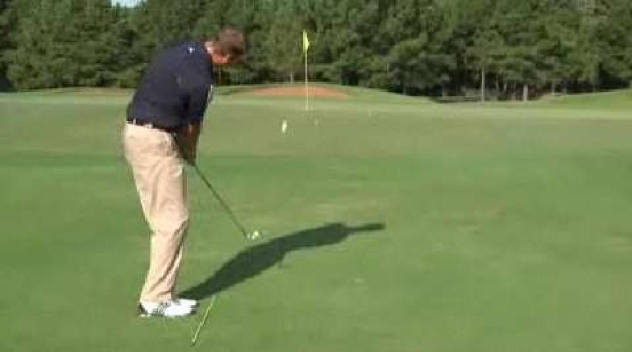 Hump Day Tip: Two Secrets to Better Chipping