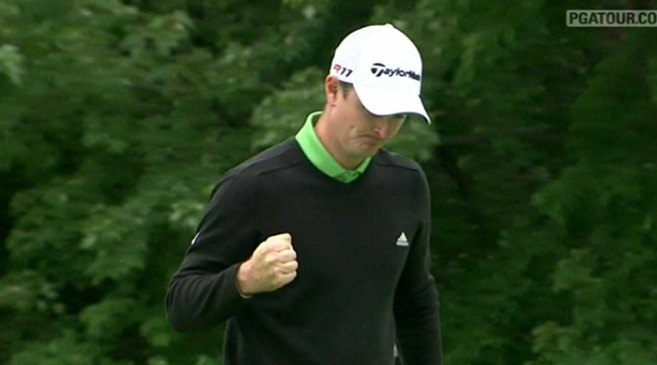 Round 2 Highlights at 2011 BMW Championship