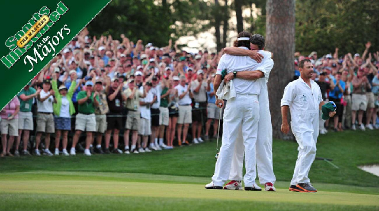 Lasting impressions from Bubba Watson's 2012 Masters win