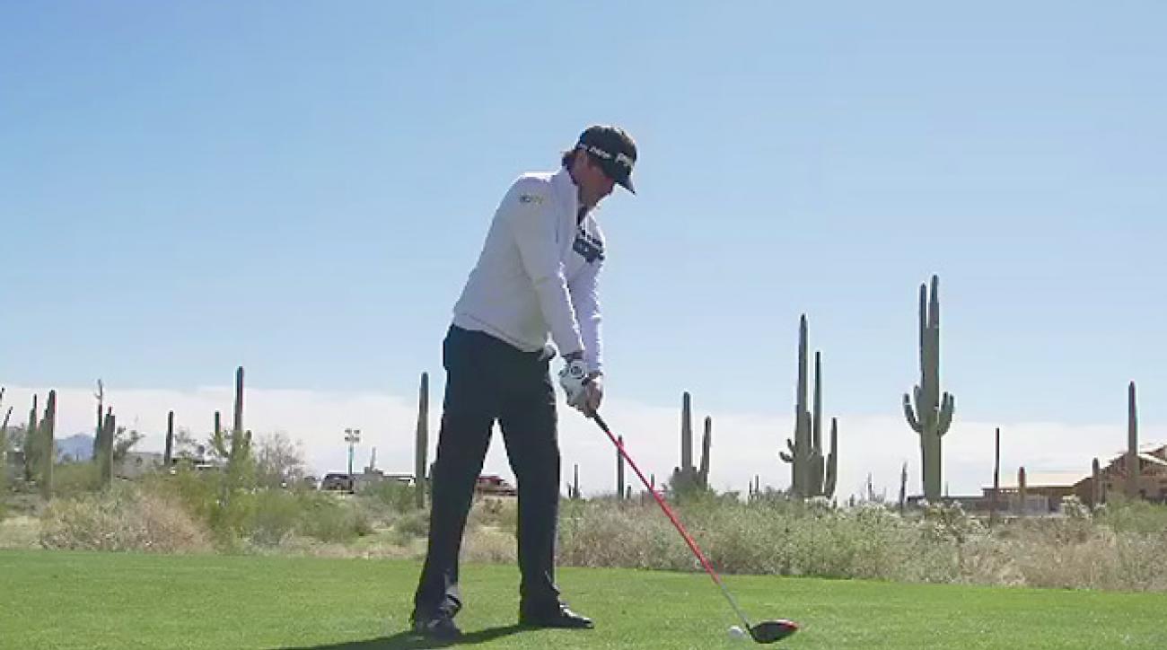 Bubba Watson: How I Hit It 300 yards