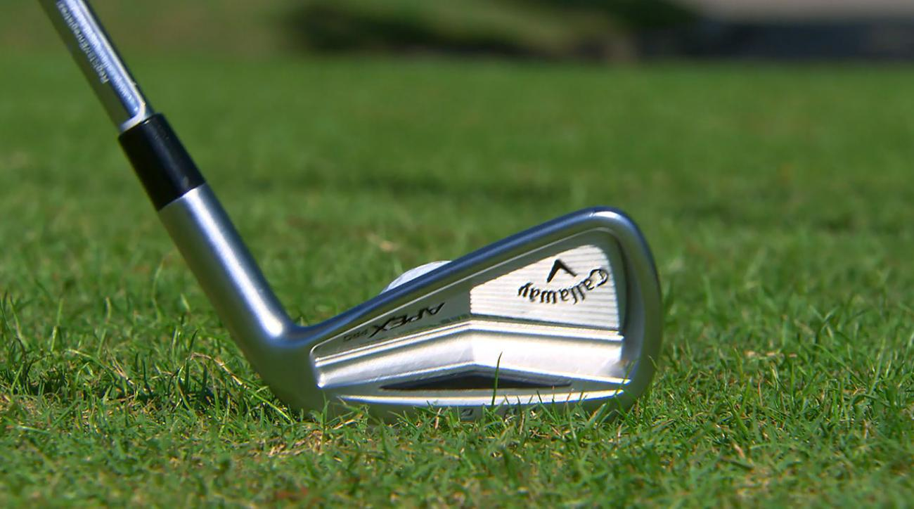 ClubTest 2014: Callaway Apex Pro Irons