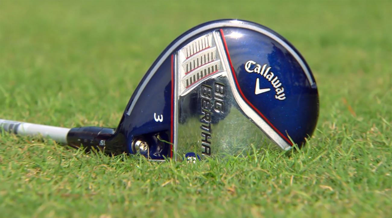 ClubTest 2014: Callaway Big Bertha Fairway Woods