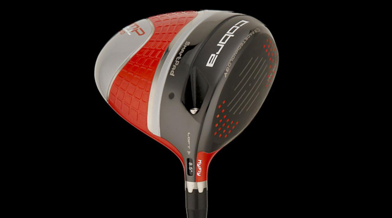 ClubTest 2013: Cobra AMP Cell Pro Driver