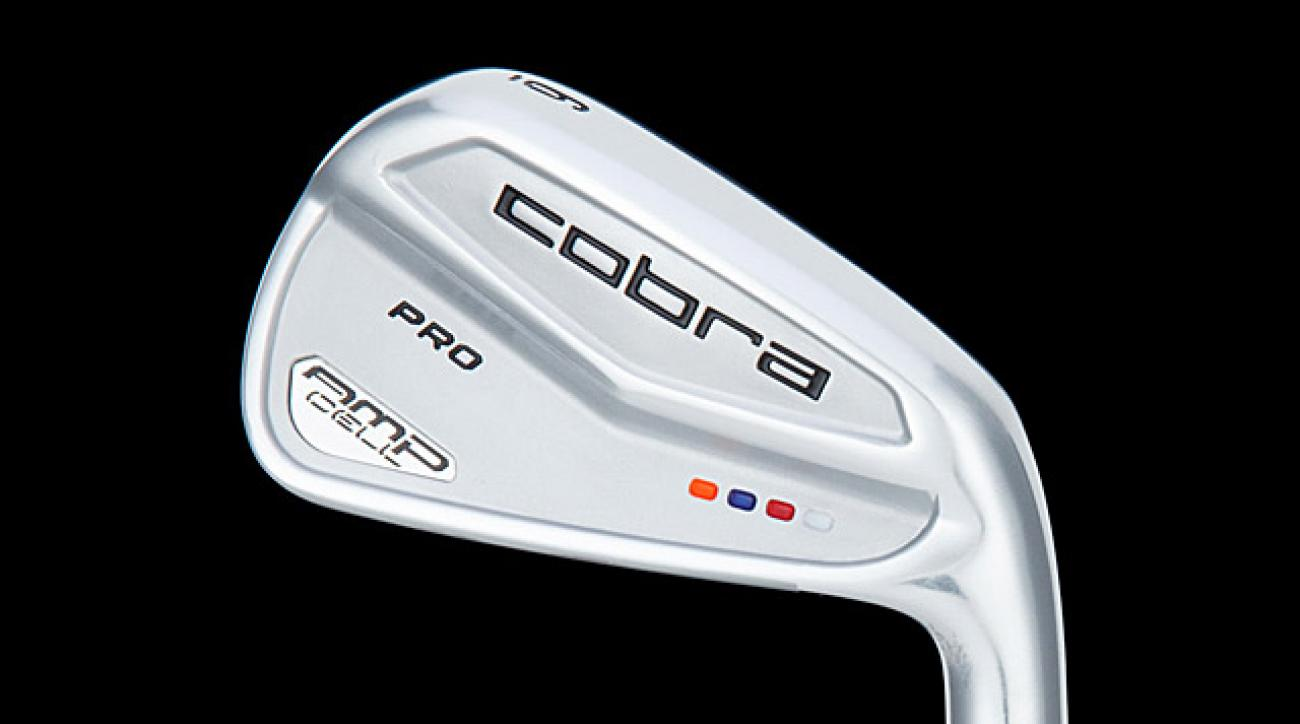 ClubTest 2013: Cobra Amp Cell Pro Irons