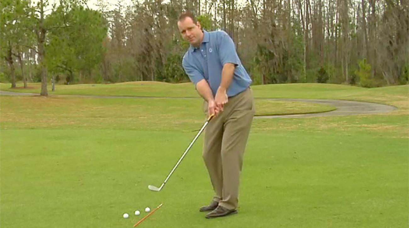 Find The Pitch Shot That Fits Your Game