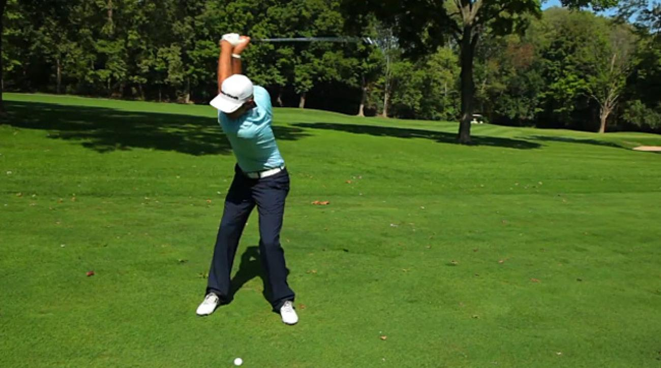 Dustin Johnson: Three Keys To Puring Long Irons