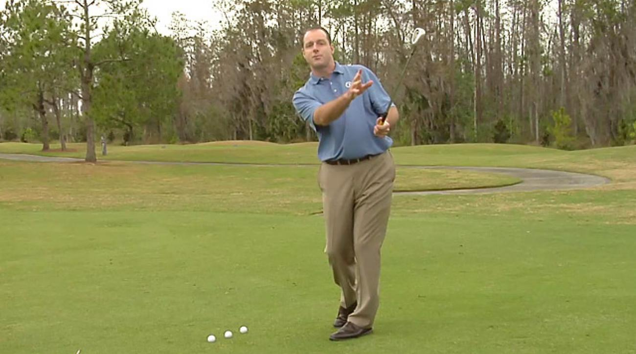 No.1 Way to Control Pitch Shots
