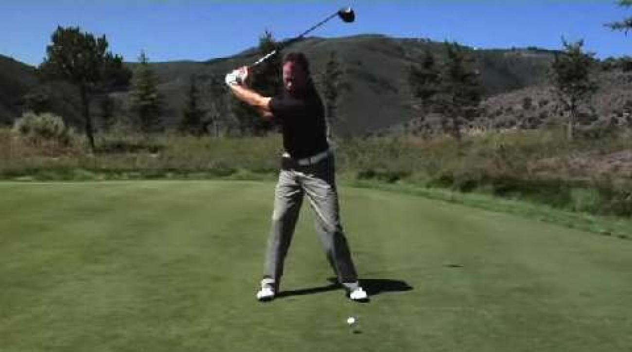 The Power Downswing