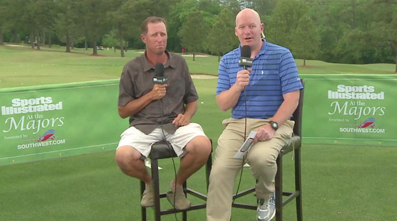 Jim 'Bones' Mackay talks about the Masters, his boss Phil Mickelson and more