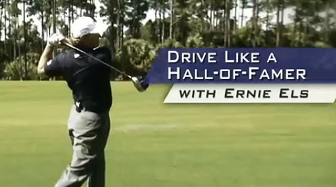 Ernie Els: My best driving secrets