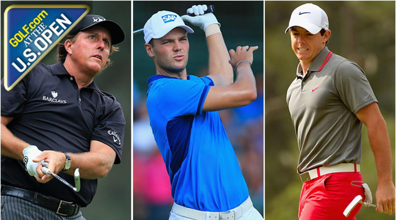 Golf.com Live From Pinehurst! Phil Mickelson, Martin Kaymer, Rory McIlroy and all U.S. Open First-Round Action