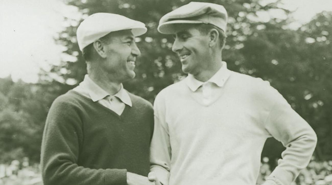 Highlights of Jeck Fleck's upset of Ben Hogan at the 1955 U.S. Open