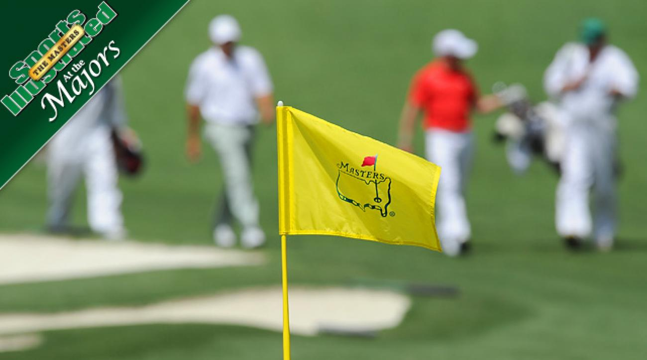 2012 Masters: Friday pin report from Augusta National