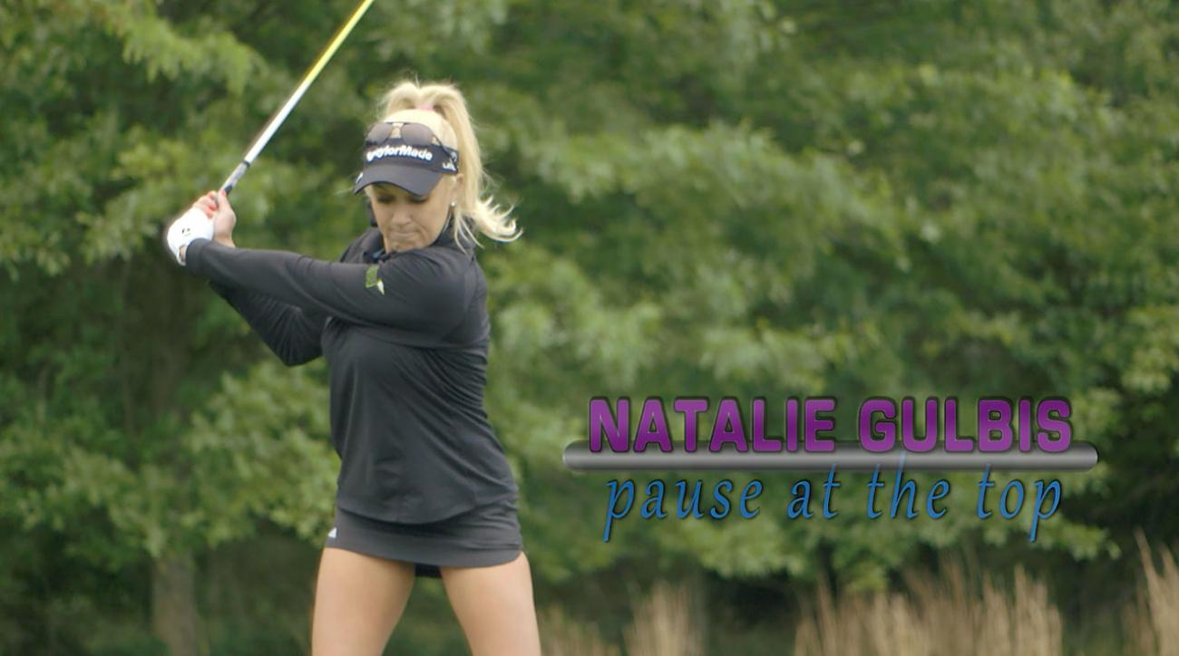 Natalie Gulbis' Pause-At-The-Top Driver Drill For Better Swing Tempo: Hot Tip From A Hot Golfer