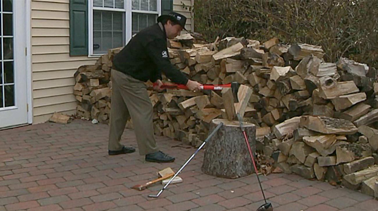 Better By Saturday: Chopping Wood Drill