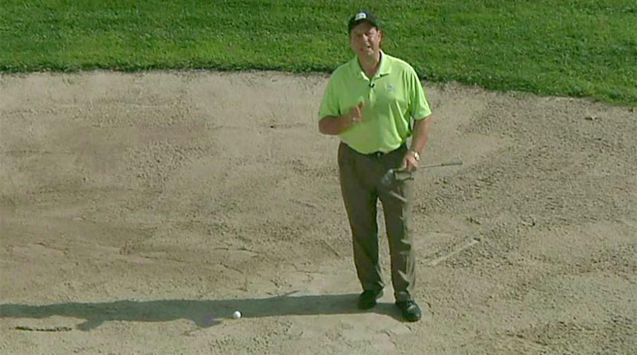 Lou's Lab: Greenside Bunkers