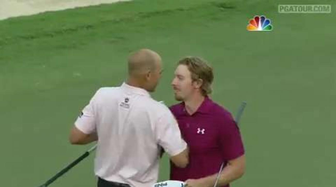 Final-round highlights from the 2011 Tour Championship