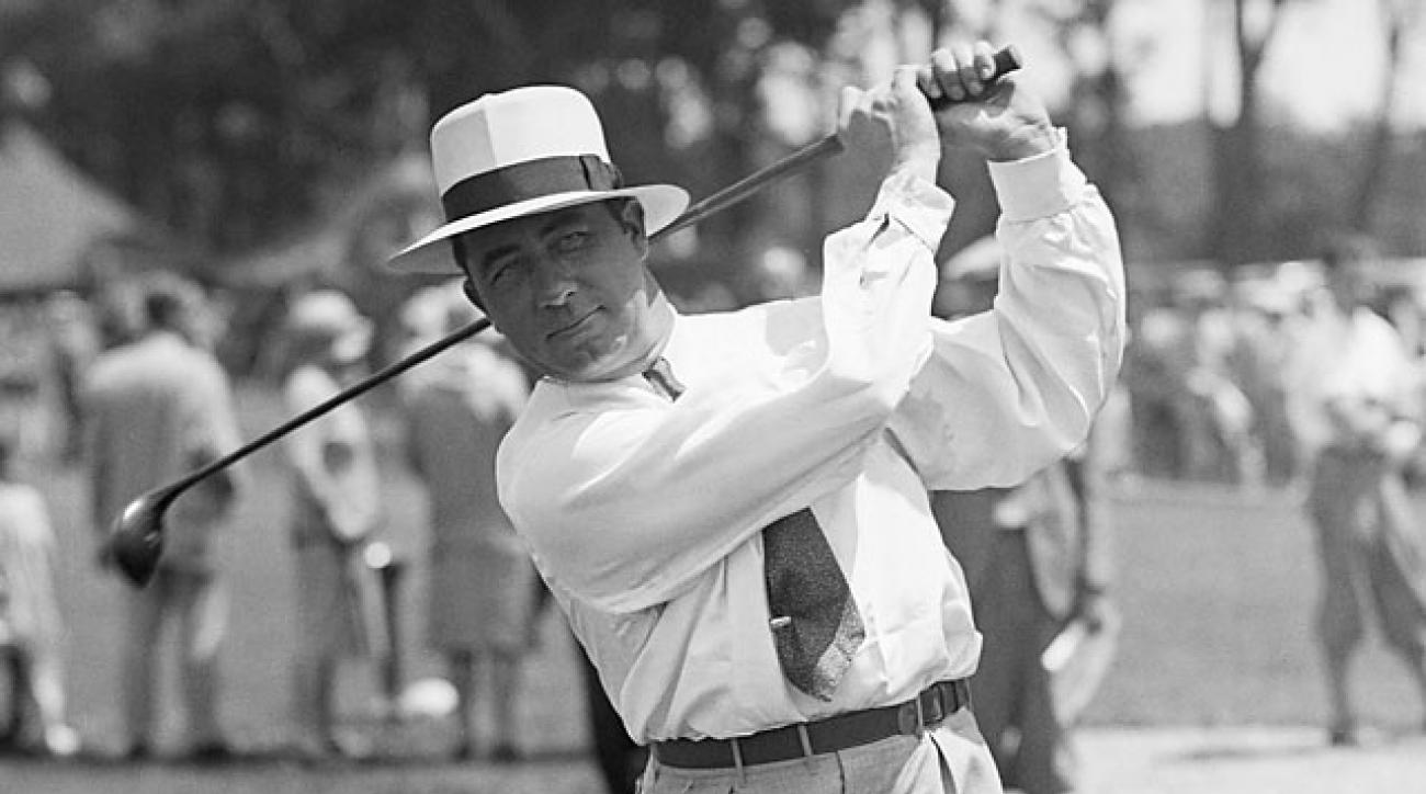 Waggle, Lag and Sway: Master Walter Hagen's Moves
