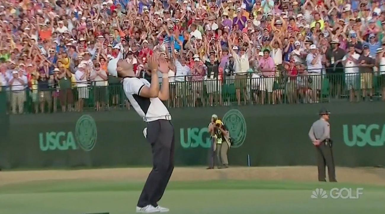 U.S. Open 2014: Final Round Highlights