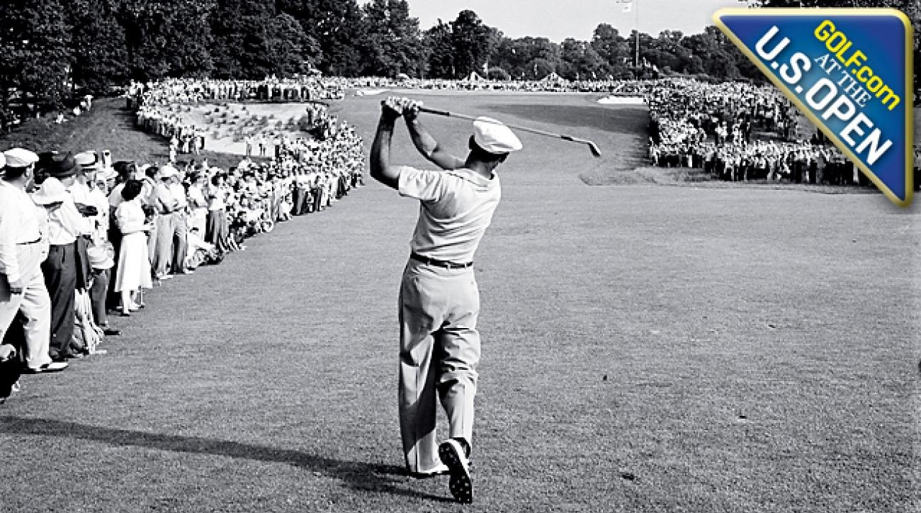 How To Finish Like Ben Hogan