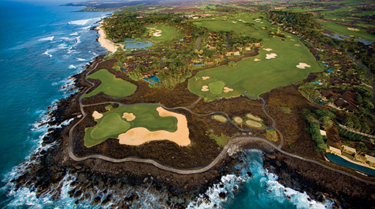 Travelin' Joe's Three Favorites: Over-the-Top Golf Resorts