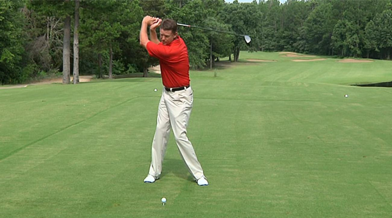 Hump Day Tip: Avoid Three Common Swing Faults