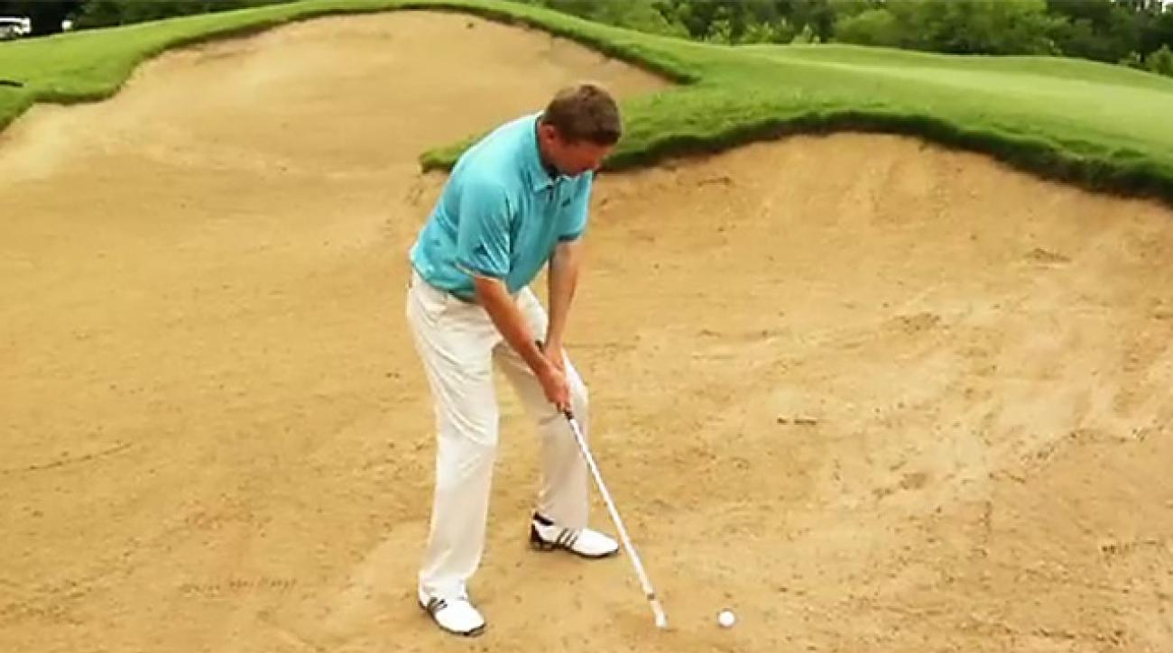 Stop Bunker Shots On A Dime