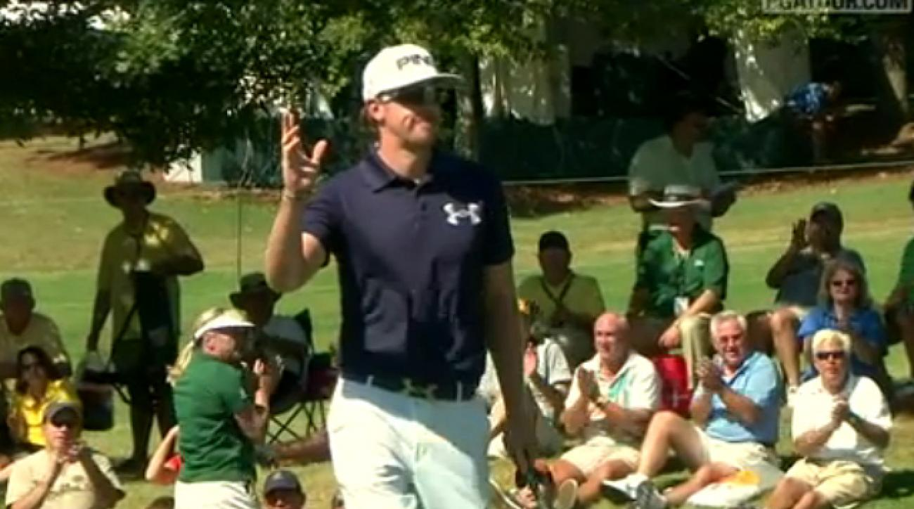 Round 3 Highlights at 2011 Tour Championship